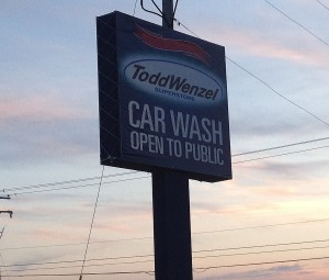 Carwash | Todd Wenzel Automotive